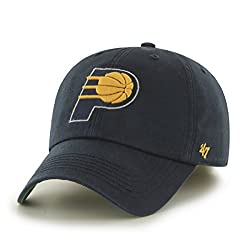 NBA Indiana Pacers Franchise Fitted Hat, Medium, Navy