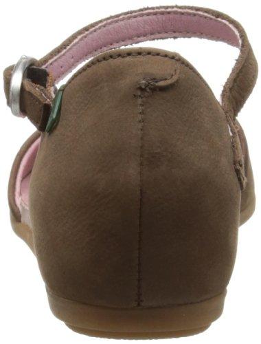 El Naturalista - N033 Crust Leather Coco/ Stella, Sandali Donna Marrone (Braun (Coco))
