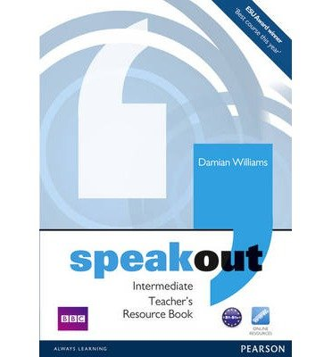 [(Speakout Intermediate Teacher's Book)] [ By (author) Damian Williams ] [March, 2011]