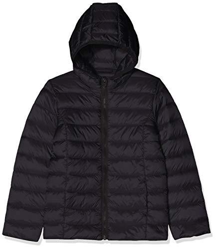 Losan 924-2650AA Abrigo, Negro 063, 4 años Tamaño del Fabricante:04 para Niñas