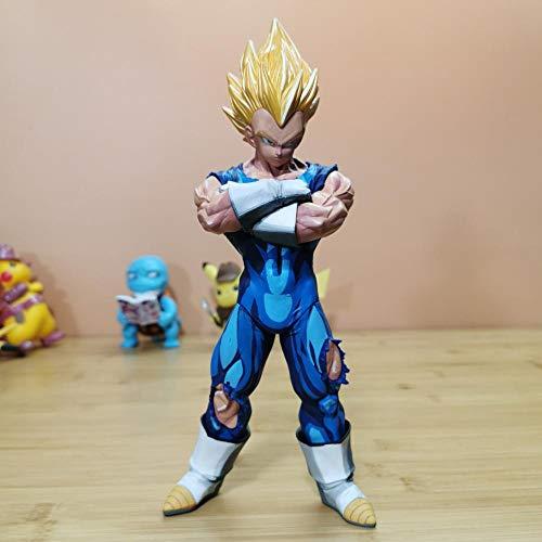 MMLEBAA Modelo de Personaje de Anime Vegeta IV