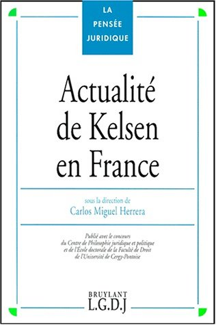 Actualité de Kelsen en France