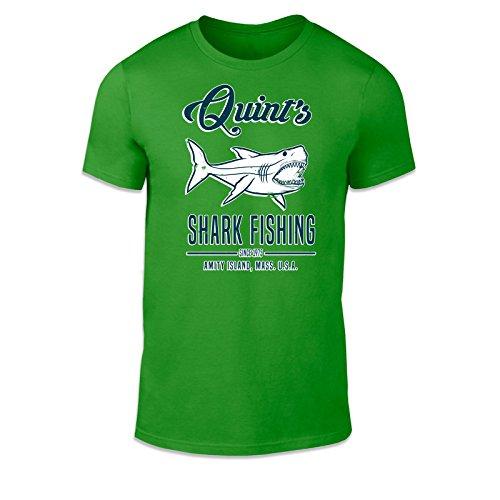 WTF Herren T-Shirt Grün
