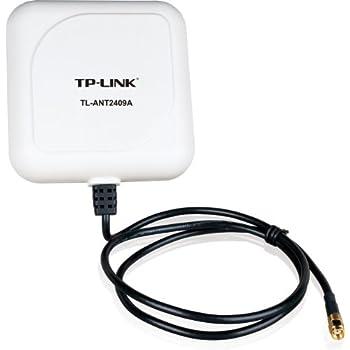 TP-Link TL-ANT2409A WLAN Direktionale Antenne (9dBi, 2.4GHz)