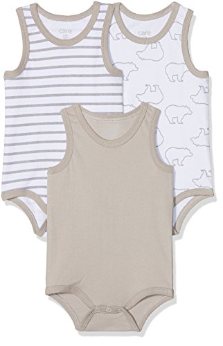Care Body Bebé-Niños, Gris (Mouse Grey 164), 98
