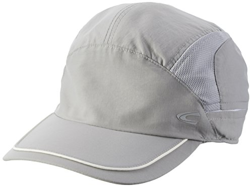 Camel Active Herren Baseball Cap 5C16, Grau (Light 4), Large