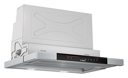 Bosch Serie | 8 DFS067K50 Integrado 700m³/h A Acero inoxidable - Campana...