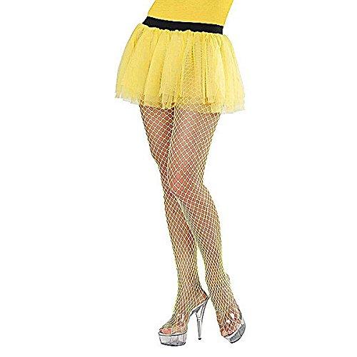 Widmann 9520Y - Neongelbes Tütü für (Kostüm Ballerina Erwachsene Für Ideen)