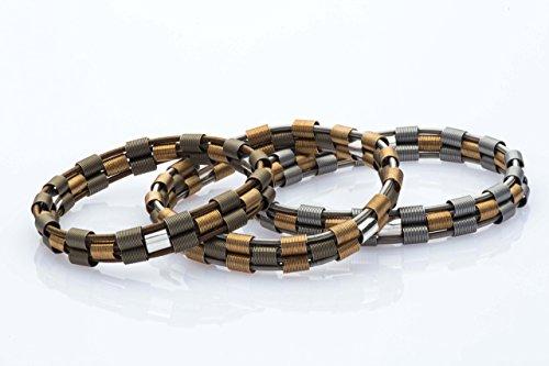 laura-visentin-ritual-mini-bracciale-in-molle-di-acciaio-acciaio-brunito-e-bronzo-intrecciate-tra-lo