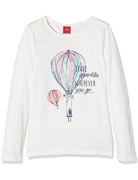 s.Oliver Camiseta de Manga Larga Para Niñas