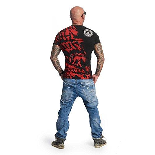 Yakuza Original Club T-Shirt Schwarz