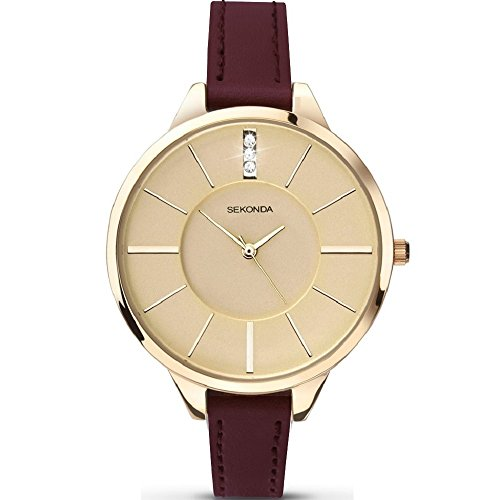 Sekonda-Unisex-Watch-213527Gold-Dial