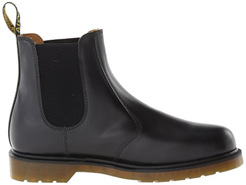 Dr. Martens 2976, Boots mixte adulte Noir (Black Smooth)