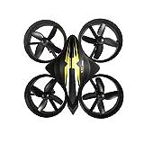 SIAMNUI Cadeaux Mini Drone pour Les Enfants RC Quadcopter 2.4 G 6 Axis One-Click...