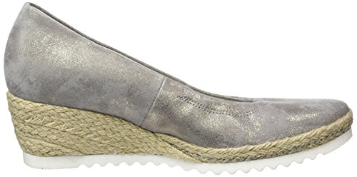 Gabor Shoes Comfort, Scarpe Basse Donna Beige (taupe Jute 93)