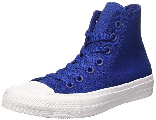 Converse Herren Ctas Hi Hi Sneakers Blau