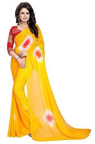 Harikrishnavilla Women's Clothing Saree Collection in Multi-Coloured Bhagalpuri Silk Material For Women...
