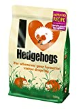 Hedgehog Food 500g - I Love Hedgehogs - rich, nutritious food for garden hedgehogs. Safe new formula for healthy bones and teeth