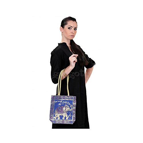 Traditional Bags Blue