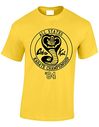 Cobra Kai Emblem Karate Kid T-shirt