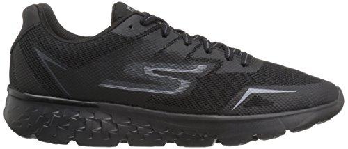 Skechers Herren Go Run 400 Outdoor Fitnessschuhe Black/Black
