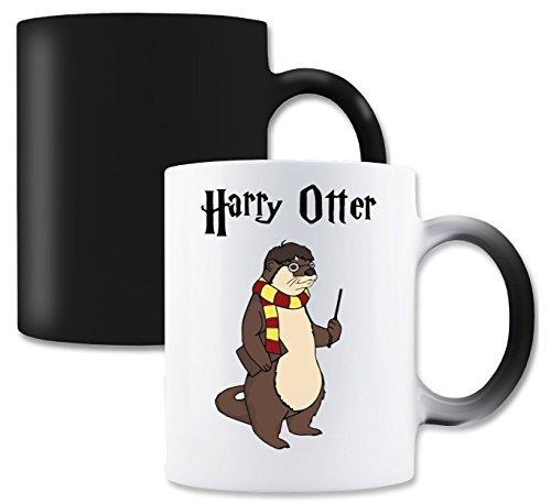 LukeTee Harry Otter Funny Magische Tee-Kaffeetasse