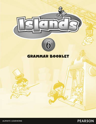 Islands Level 6 Grammar Booklet por Kerry Powell