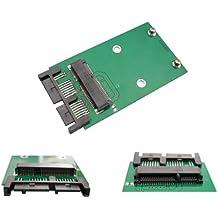 Adaptador mini PCIe mSATA a 1,8MicroSATA.