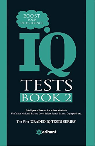 IQ Tests Book-2 - Boost Your Intelligence