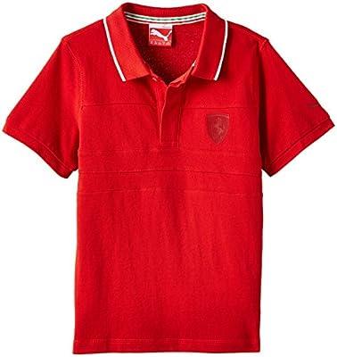 Puma Shirt Ferrari Polo - Polo para niño