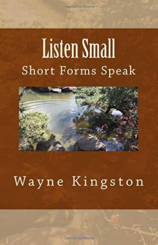 Listen Small: Short Forms Speak por Mr Wayne C Kingston