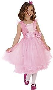 Rubies - Disfraz Lily Princess, para niñas, talla S (S8317-S)