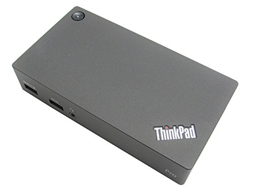 Lenovo 40A70045UK Lenovo ThinkPad USB 3.0 Pro Dock