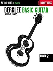 Berklee Basic Guitar - Phase 2: Guitar Technique by William Leavitt (1986-11-01)