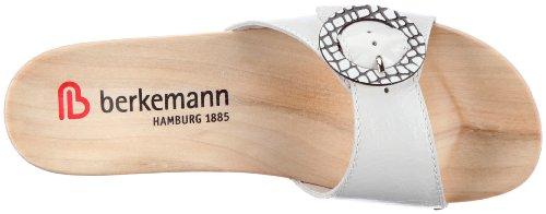 Berkemann Tamara , Chaussures femme Blanc-TR-K1-21