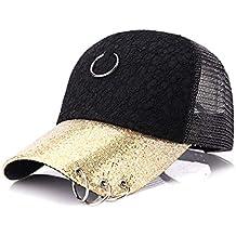 Fuxitoggo Gorra de béisbol de Verano de 3 Piezas Gorra Protectora para el Sol  Sombrero para 0baa7afee358