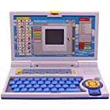 Kids Choice English Learner Educational Laptop For Kids, Multi Color