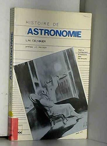 Histoire de l'astronomie occidentale
