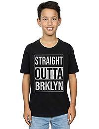 Absolute Cult Drewbacca Niños Straight Outta Brooklyn Camiseta 95070709e4b