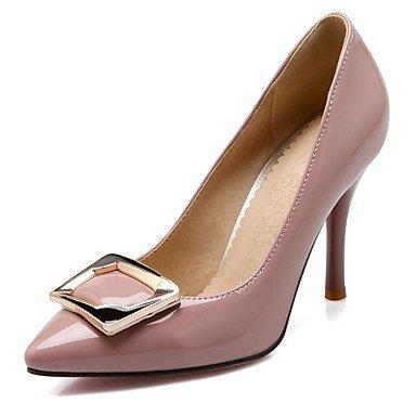 Moda Donna Sandali Sexy donna tacchi Primavera / Estate / Autunno / Inverno tacchi / Piattaforma / pompa di base / Comfort / Novità Pink
