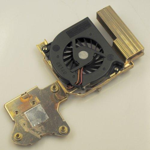 FSC Fujitsu Siemens Notebook Laptop CPU Kühler & Lüfter CP284775-XX CP284776-XX / 88041002 HEAT SINK ASSY (EU1) MEROM CPU Core 2 Duo Mobile Core 2 Duo Merom
