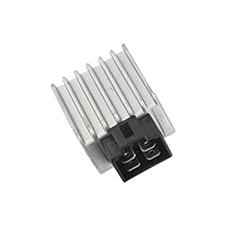 Xfight-Parts Gleichrichter - Regler AC-6 4 Polig 2Takt 50ccm YY50QT-28 Zhongneng / ZNEN ZN50QT-11C