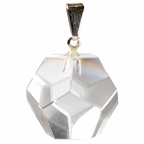 aus Bergkristall ()
