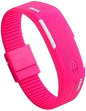 panegy–NEUE Armbanduhr LED Digitale Wasserdicht–Zeigt Handgelenk Digital ELECTRONIQUE Rubber Datum Wasserdicht...