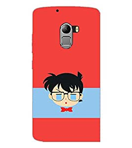 PrintDhaba Cartoon D-3938 Back Case Cover for LENOVO VIBE X3 LITE (Multi-Coloured)