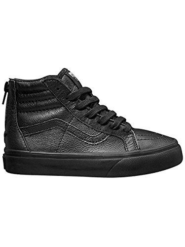 Vans K Sk8-hi Zip Mte, Sneakers Hautes mixte enfant (mte) black/leather