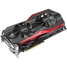 Asus Radeon R9290X DirectCU II OC 4GB AMD Grafikkarte (PCI-e, 4GB GDDR5 Speicher, HDMI, DVI, DisplayPort, 1 GPU)