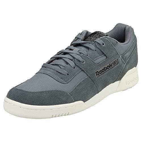 Reebok Workout Plus Mu Hombres Zapatillas Clásico - 44.5 EU