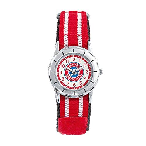 FC Bayern München Uhr Kinderuhr Armbanduhr