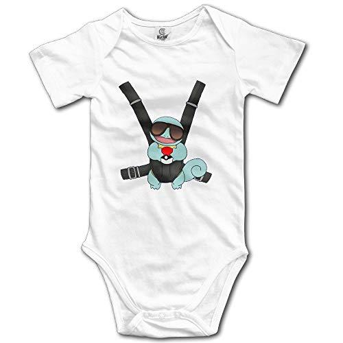 GuoJJ Strampelanzug Squirtle Primo Piano Fantastisch Tutu für Neugeborene Salita Kleidung Kleidung Strampler 68